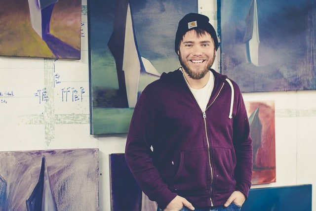 Justin Vining, Indianapolis Artist Entrepreneur Talks Business Side of Art