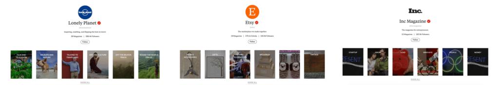 quick-intro-flipboard-content-marketing-flipboard examples